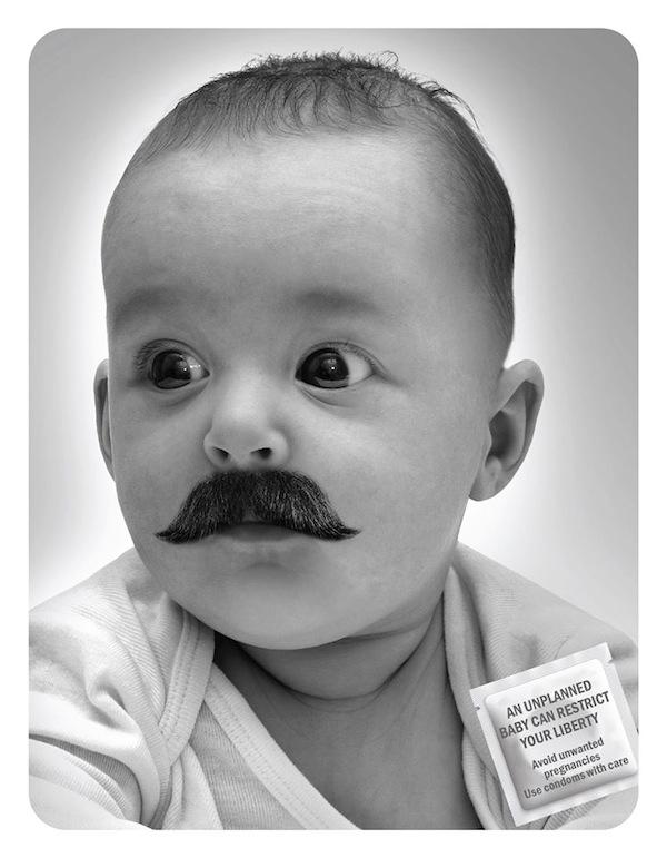 prezervatyvai ar kūdikiai
