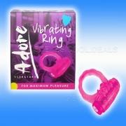 Adore vibruojantis žiedas