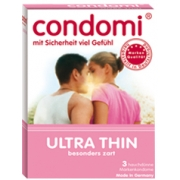 Condomi Ultra Thin