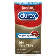 Durex Feel Ultra Thin 10 vnt.