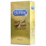 Durex Real Feel 10 vnt.