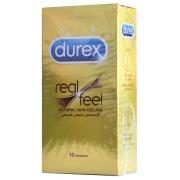 Durex Real Feel 10 vnt. dėžutė AKCIJA