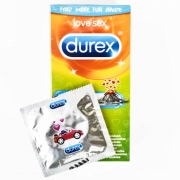 Durex Tickle Me 12 vnt.