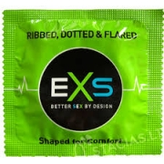 EXS Ribbed, Dotted & Flared