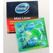 LifeStyles Max Love vienetais