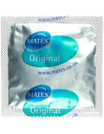 Prezervatyvai LifeStyles (Mates) Original