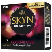 SKYN Cocktail Club 3vnt.