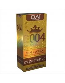 Prezervatyvai Okamoto 004 Experience