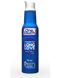 Lubrikantai One Touch Long Love 75ml