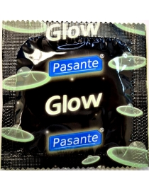 Prezervatyvai Pasante Glow In The Dark