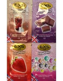 EXS Flavoured 4 mėginėliai