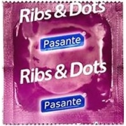 Pasante Ribs & Dots