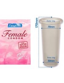 Prezervatyvai Pasante Female Condom