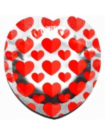 Prezervatyvai Pasante Heart