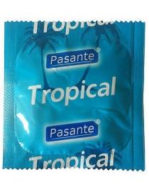 Prezervatyvai Pasante Tropical Flavours