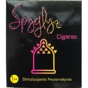 Spyglyz Cigaras prezervatyvas
