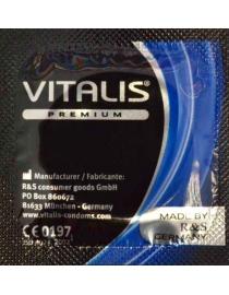 Prezervatyvai Vitalis Delay & Cooling