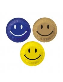 Prezervatyvai EXS Smiley Face