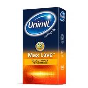 LifeStyles Max Love 12 vnt. dėžutė