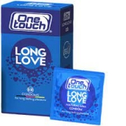 One Touch Long Love 12 vnt. dėžutė
