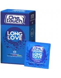 Prezervatyvai One Touch Long Love 12 vnt. dėžutė