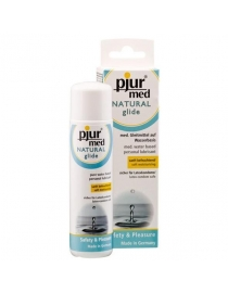 Lubrikantas Pjur MED Natural Glide 100ml