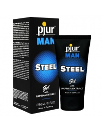 Lubrikantas Pjur MAN STEEL Gel 50ml