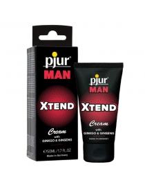 Lubrikantas Pjur MAN Xtend Cream 50ml