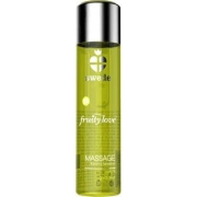 SWEDE Fruit Love Massage vanilla/gold pear masažo aliejus 60 ml