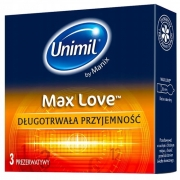 LifeStyles Max Love 3vnt. dėžutė