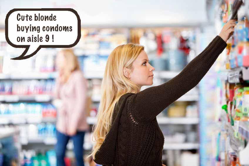 moterys perka prezervatyvus