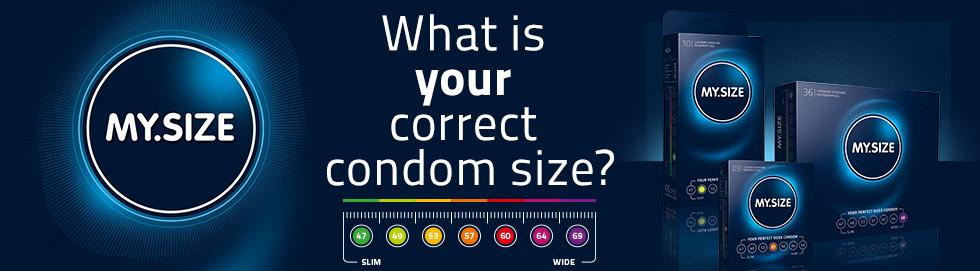 my size didziausi prezervatyvai