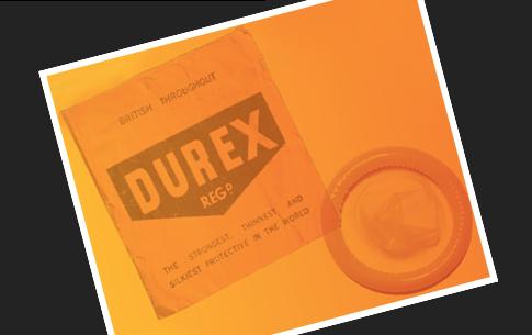 durex prezervatyvu istorija
